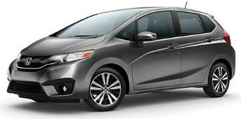 New Honda Fit in Edmonton