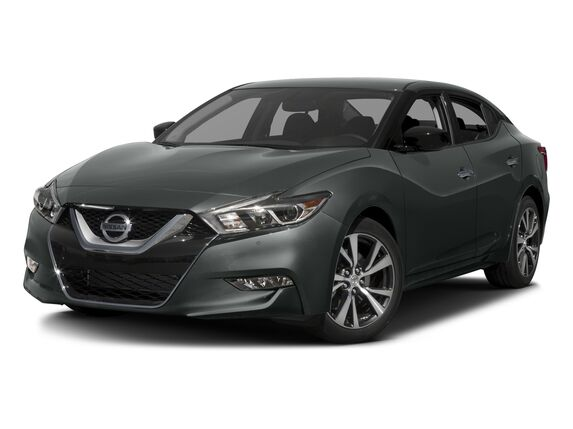 New Nissan Maxima in Edmonton