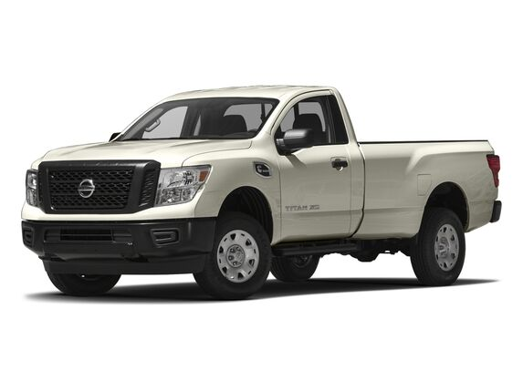 New Nissan Titan in Edmonton