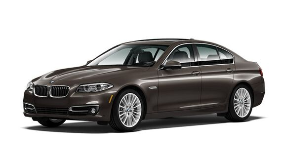 New BMW 5 Series in Edmonton