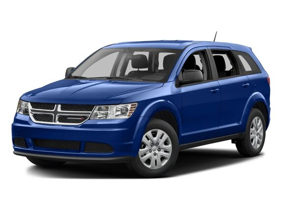 New Dodge Journey in Edmonton