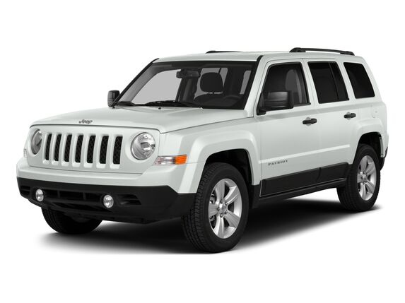 New Jeep Patriot in Edmonton