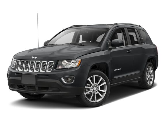 New Jeep Compass in Edmonton