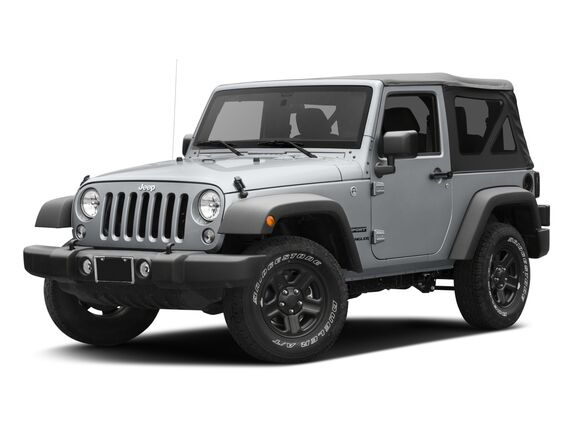 New Jeep Wrangler in Edmonton
