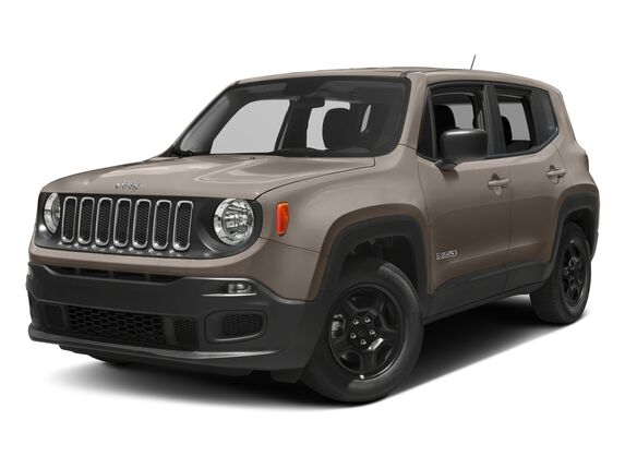 New Jeep Renegade in Edmonton