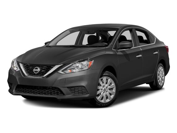 New Nissan Sentra in Edmonton