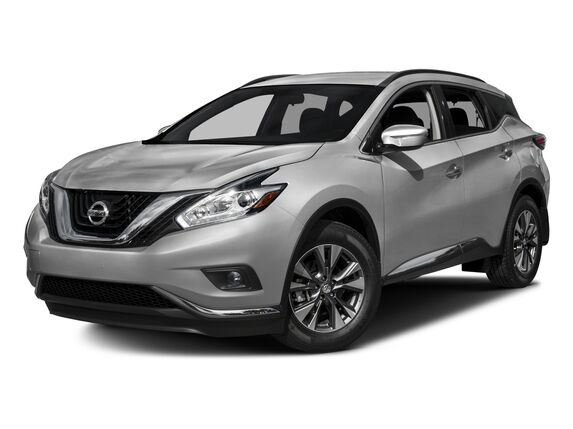 New Nissan Murano in Edmonton