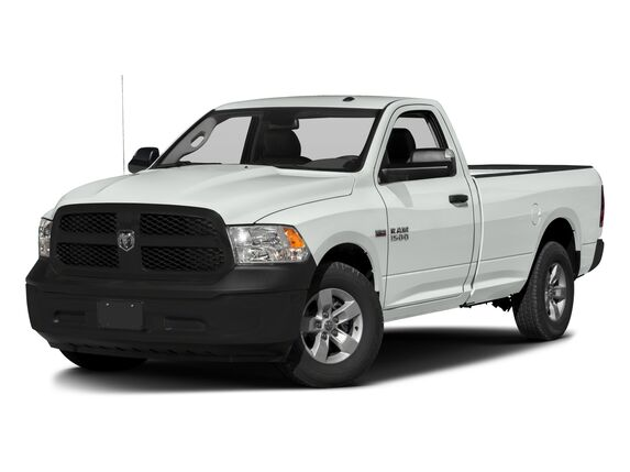 New Ram 1500 in Edmonton
