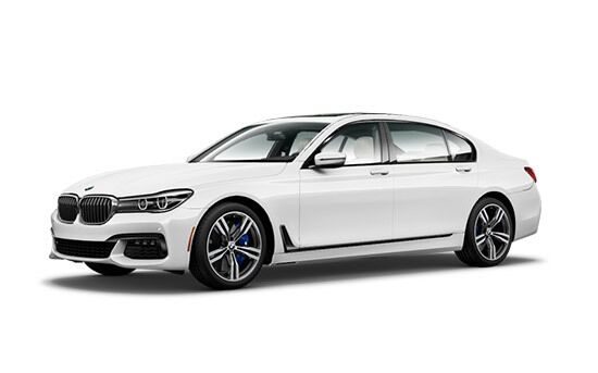 New BMW 7 Series in Edmonton