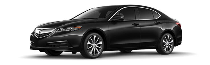 New Acura TLX Front-Wheel drive 8-DCT near Greenville