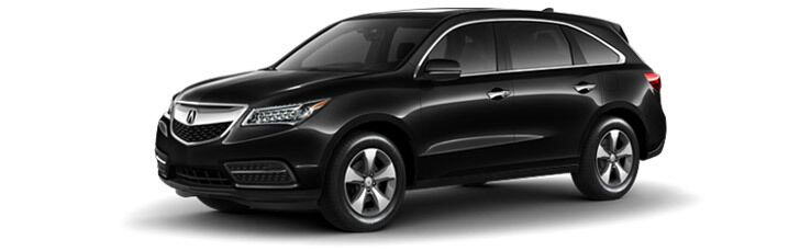 New Acura MDX Front-Wheel Drive near Greenville