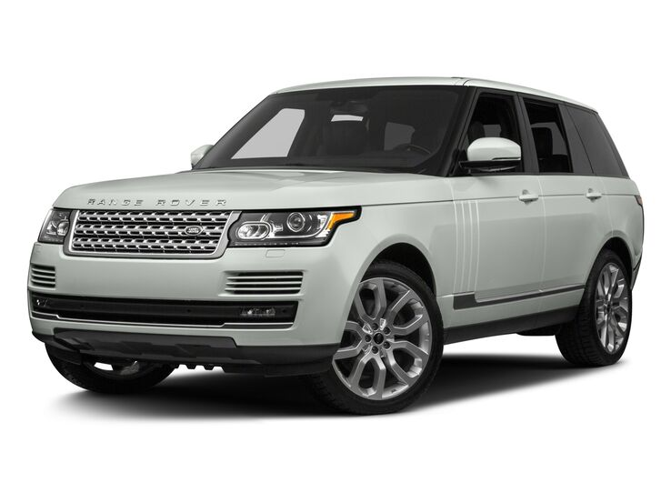 New Land Rover Range Rover near Kansas City