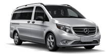 New Mercedes-Benz Metris Passenger Van near Merriam