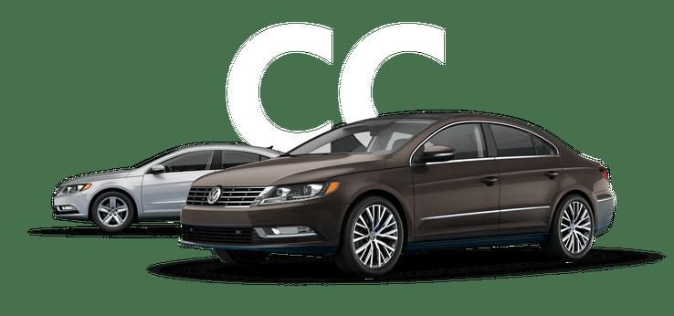 New Volkswagen CC near Everett