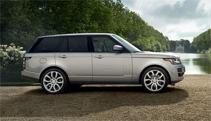 New Land Rover Range Rover near Clarksville
