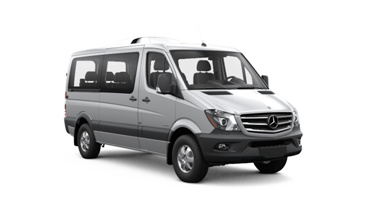 New Mercedes-Benz Sprinter Passenger Van near Bluffton