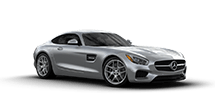New Mercedes-Benz AMG GT near Lexington