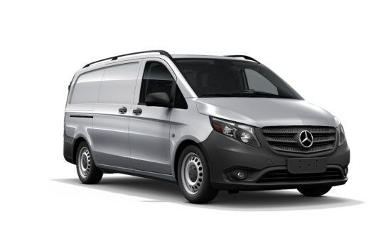 New Mercedes-Benz Metris Cargo Van near Greenland