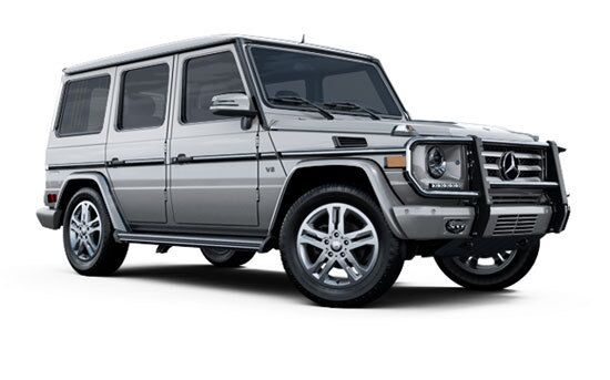 New Mercedes-Benz G-Class near Cutler Bay