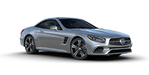 New Mercedes-Benz SL-Class near Greenland