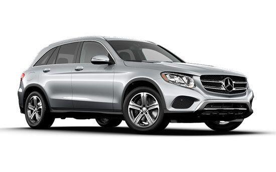 New Mercedes-Benz GLC-Class near Houston