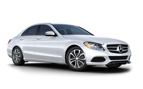 New Mercedes-Benz C-Class near Billings