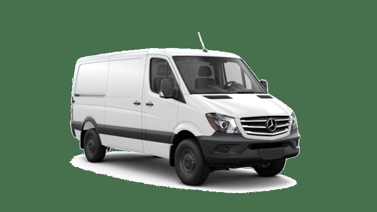 New Mercedes-Benz Sprinter Worker Cargo Van near Bellingham