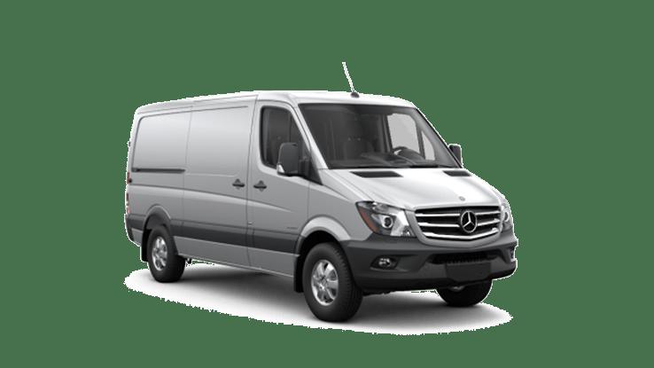 New Mercedes-Benz Sprinter Cargo Vans near Bellingham