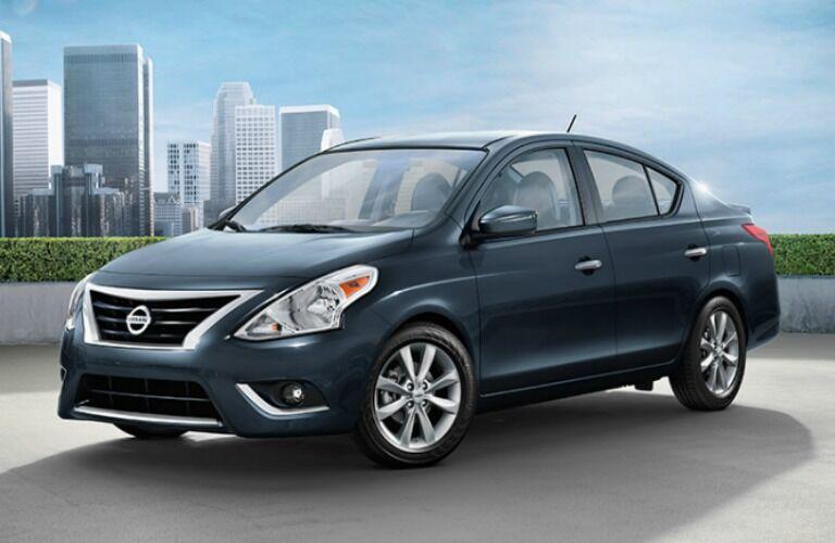 2015 Nissan Versa Vs 2015 Nissan Versa Note