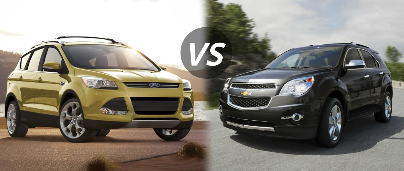 2014 ford escape vs 2014 chevy equinox. Black Bedroom Furniture Sets. Home Design Ideas