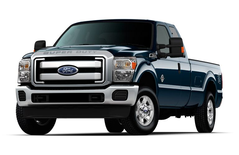 2014 Ford F-250 Design Kansas City