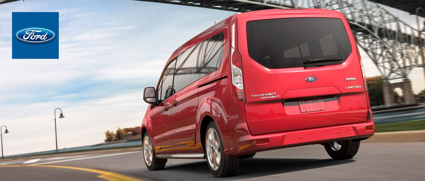 2014 Ford Transit Exterior Kansas City