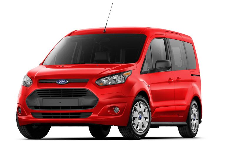 2014 Ford Transit Design Kansas City