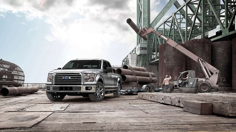 2016 Ford F-150 vs 2016 Chevy Silverado
