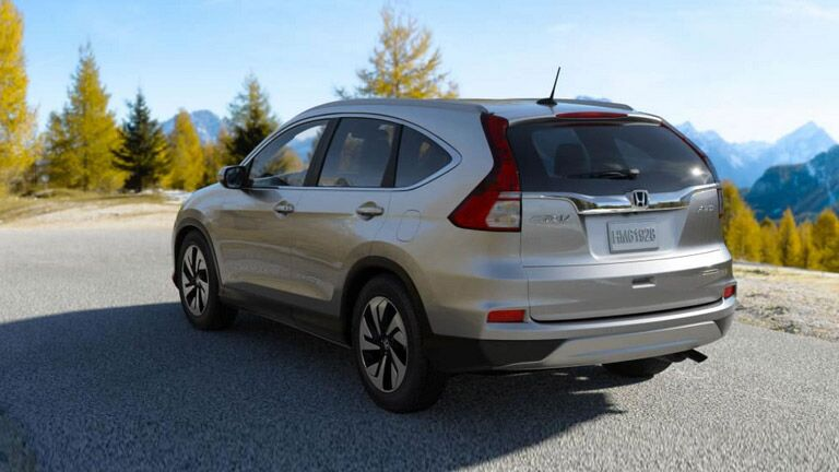 2015 Honda CR-V rear view