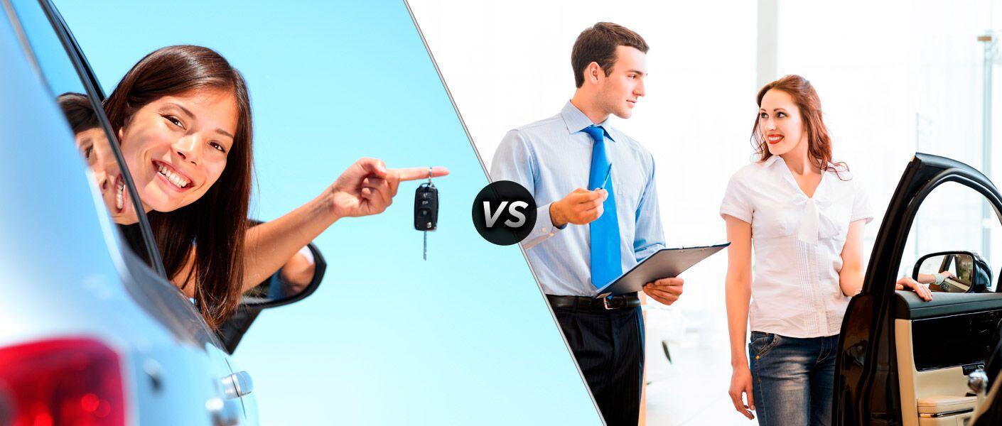 Buy vs lease a car San Antonio, TX