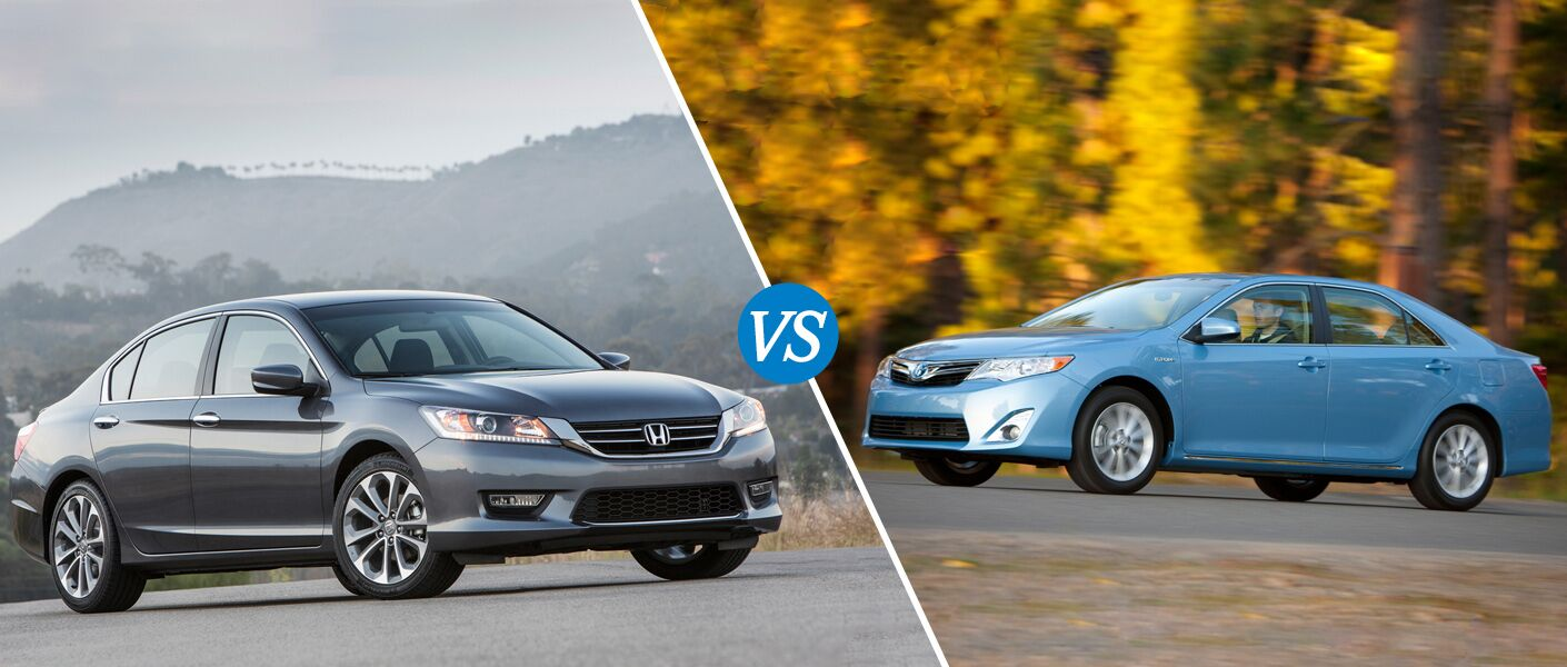 2013 honda accord vs 2013 toyota camry for Honda accord vs toyota camry