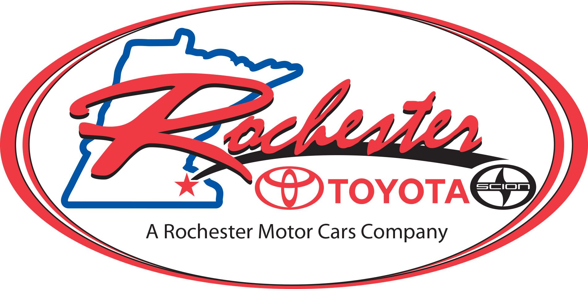 Used toyota highlander rochester mn rochester motor cars for Rochester department of motor vehicles