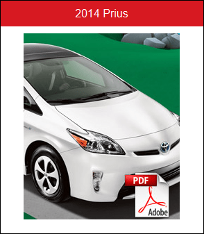 2014 Toyota Prius Rochester MN