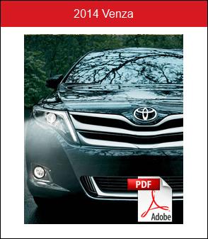 2014 Toyota Venza Rochester MN