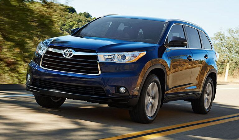 We are comparing the new 2016 Toyota Highlander vs 2016 Honda Pilot on this page!
