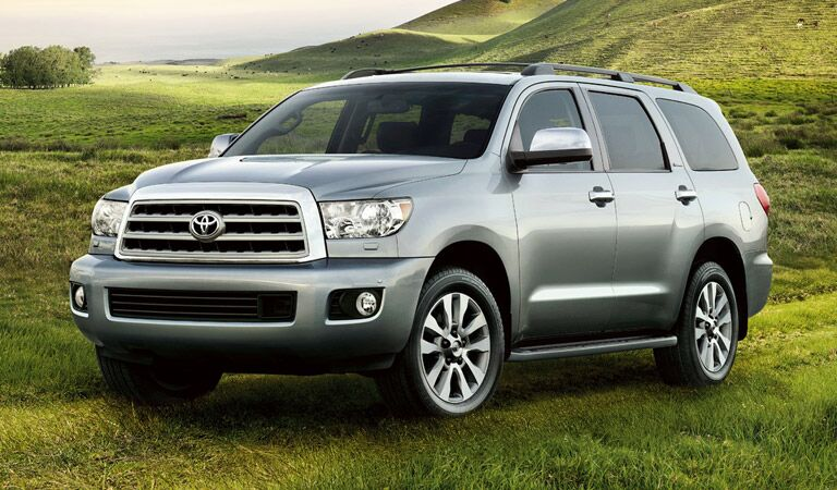 New Changes on the 2016 Toyota Sequoia