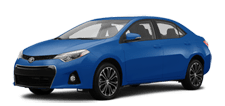 Rent a Toyota Corolla in Rochester MN