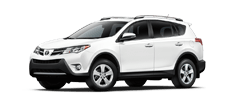 Rent a Toyota RAV4 in Rochester MN