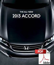 2013 Accord Brochure pdf