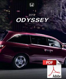 2013 Odyssey Brochure PDF