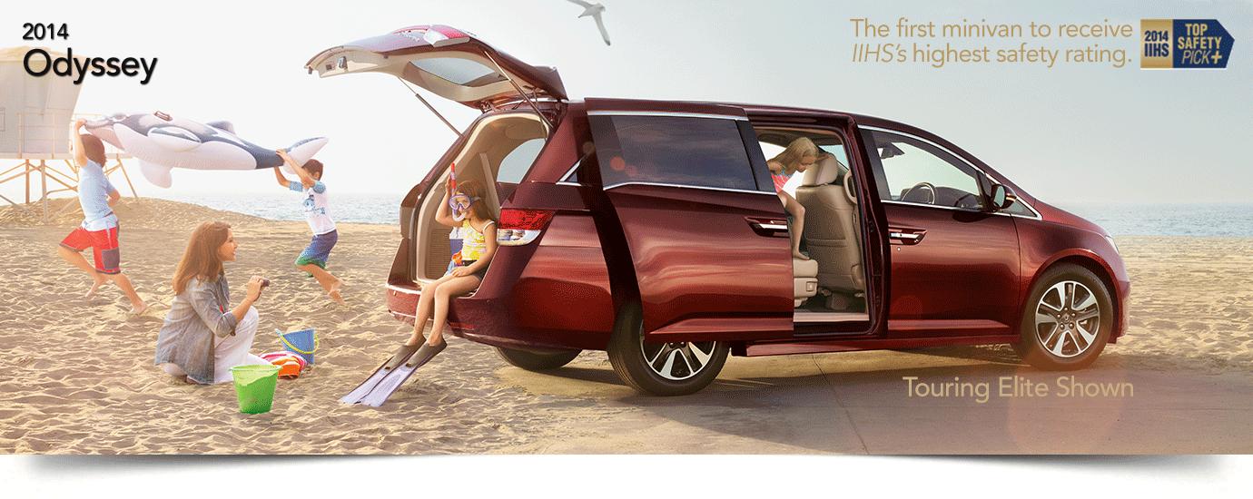 2014 honda odyssey near jackson ms ridgeland honda for Honda dealership jackson ms
