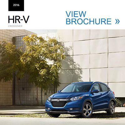 2016 Honda HR-V Brochure