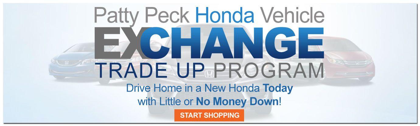 Vehicle Exchange Program Jackson Area Honda Dealer