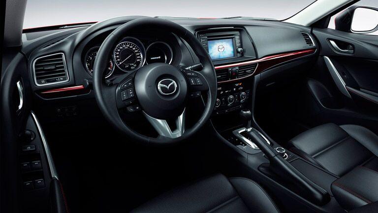 2014 Mazda Mazda6 Interior